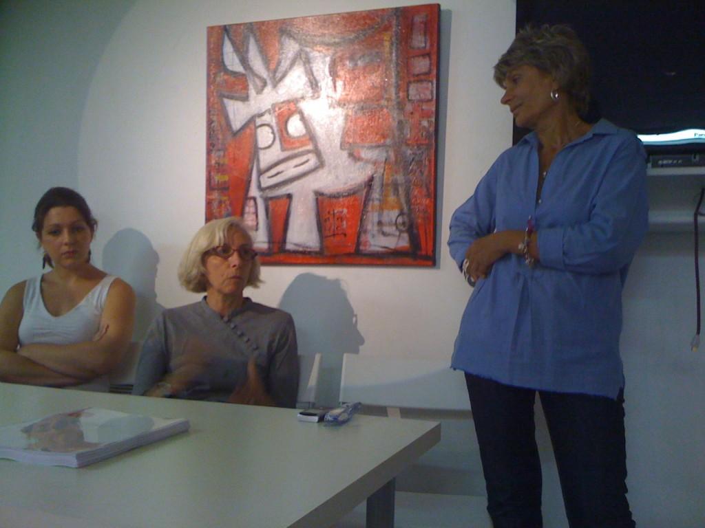 Sylvie Girardet et Claire Merleau-Ponty