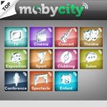 Le guide des loisirs mobiles: MobyCity