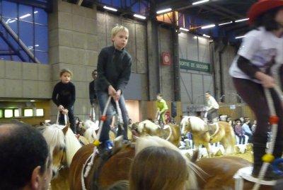 Academie de Voltige equestre Georges Cotrait