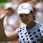"""Lorena Ochoa dit """"Adios"""" au golf!"""
