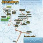 Courir un marathon à Jérusalem