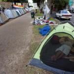 Israel à l'épreuve des tentes
