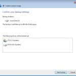 Google Drive et Windows Backup seraient-ils incompatibles?