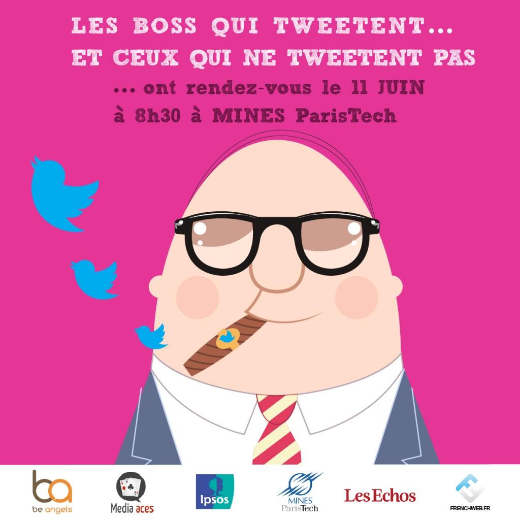 Les boss qui tweetent!