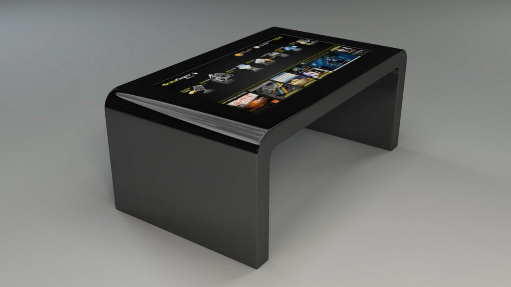 La table numérique Brainfinger