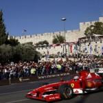 A 300km/h dans les rues de Jerusalem!