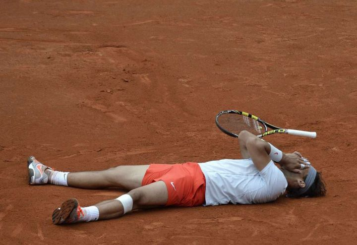 Les internationaux de tennis de Rafael Garros ou de Roland Nadal?