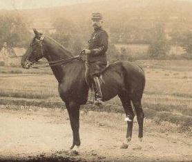 Fernand a cheval