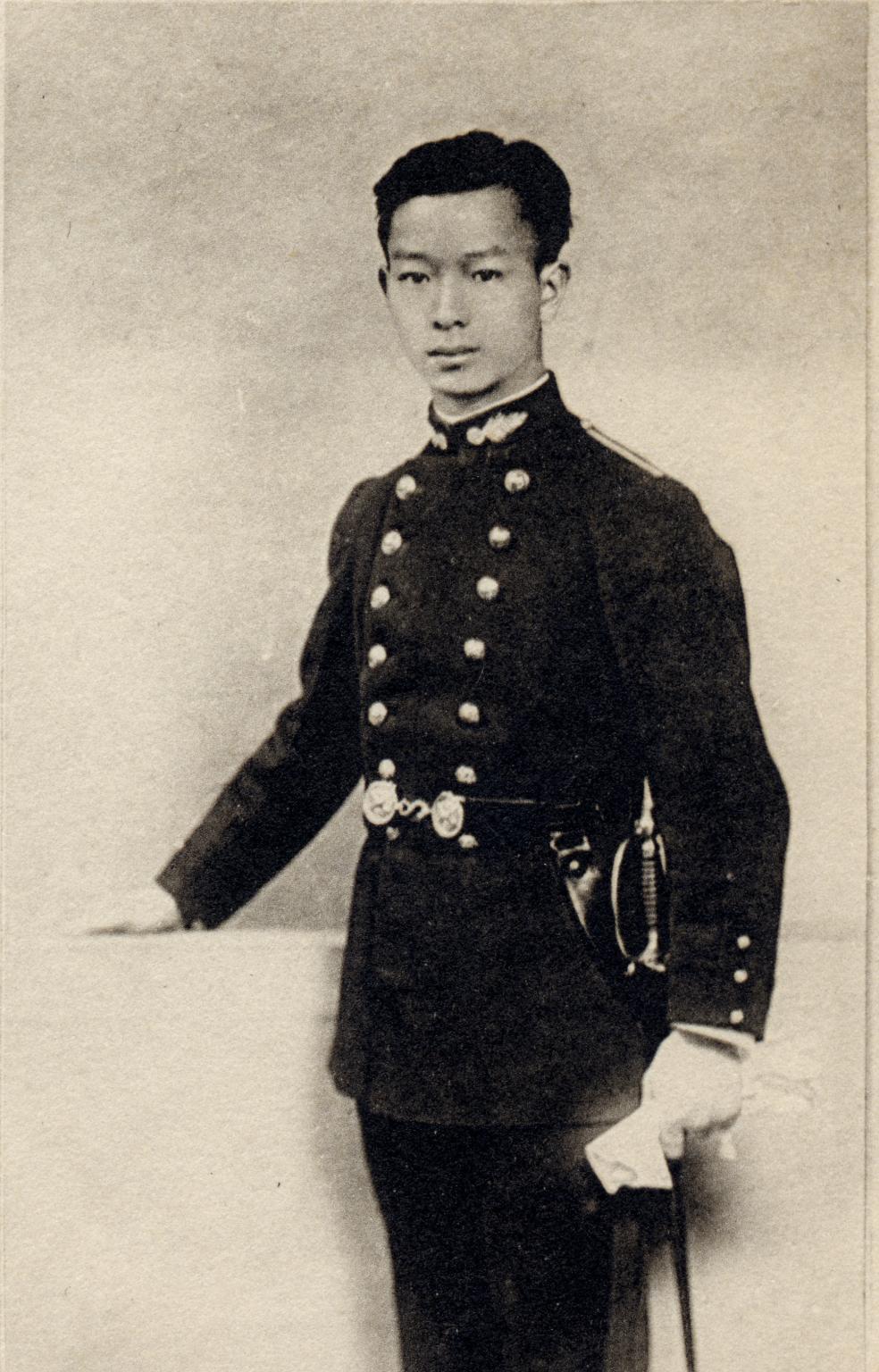 Eleve Chinois Tchou Koan X1923