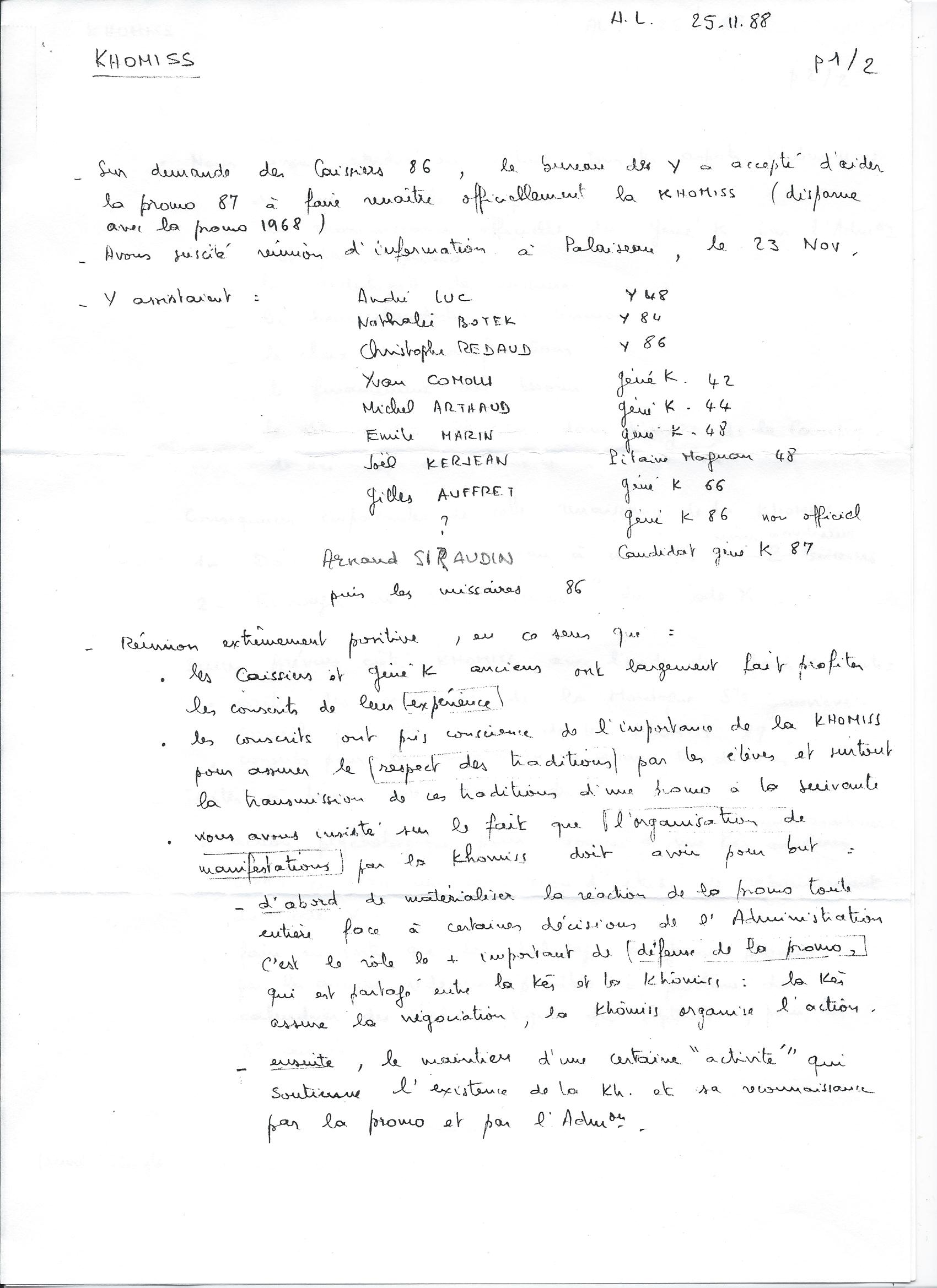 Khômiss Page 1