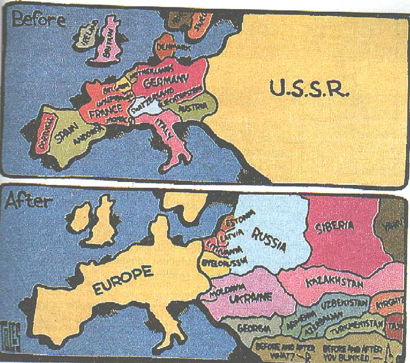 caricature-europe