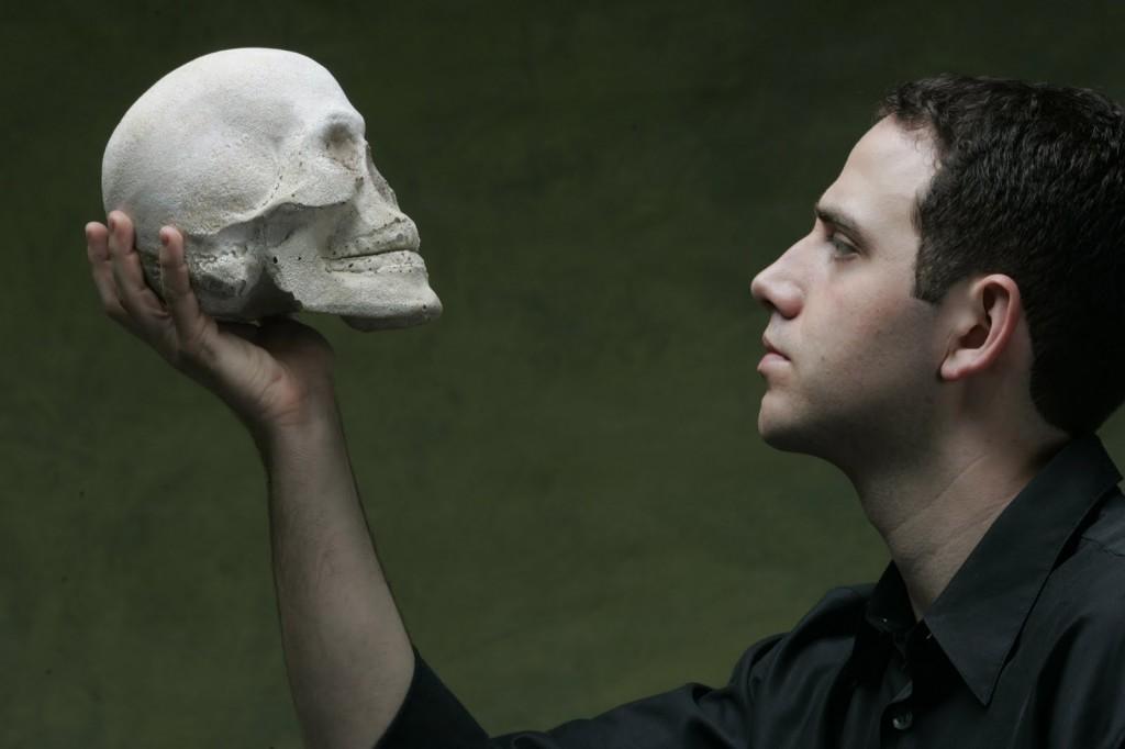 Hamlet-Skull