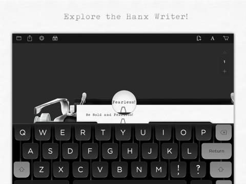 hanx screenshot