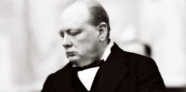 Churchill, un géant dans le siècle - Winston Churchill
