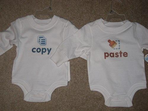 copy-paste-baby