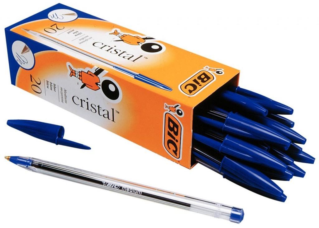 boite de stylos bic