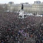 Merci pour ce moment #JeSuisCharlie #JeSuisPolicier #JeSuisJuif