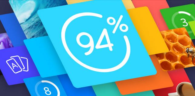 94 pourcent