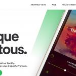 Spotify dans la bulle