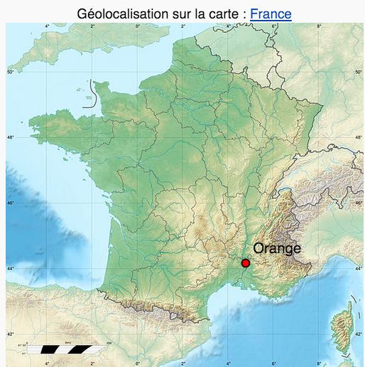 Orange en France