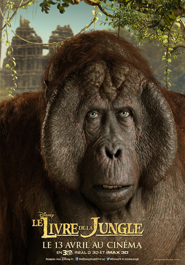 Le Livre De La Jungle Version 2016