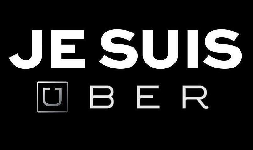 je suis uber