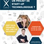 X-Startup recrute sa 7ème promotion