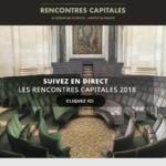 Les rencontres capitales 2018
