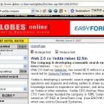 Quelle fut la premiere entreprise Web 2.0?