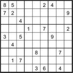 Un programme qui resoud les Sudoku