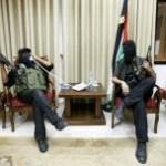 Triste fin pour l'autorité palestinienne