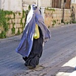 La burka débarque en Israel