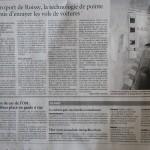 Carmetrics dans Le Figaro
