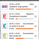 TV d'Orange sur iPhone: pour quel usage?