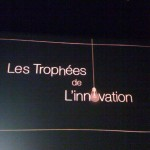 Trophée de l'innovation 2009