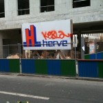 Je deviens célèbre sous le pseudonyme d'Herve Kebla