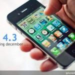 L'iOS 4.3 pénalise-t-il l'autonomie de l'iPhone?
