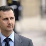 Israel a proposé l'asile politique à Bachar Al-Assad