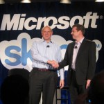 Microsoft + Skype = Microskopt?