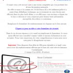 Phishing sur Free (avis de remboursement)
