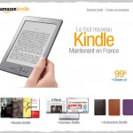 Le Kindle débarque sur Amazon.fr!