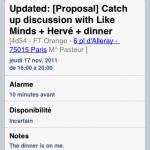 4 nouveautés sympas sur iOS5