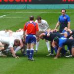 Mon premier match de rugby