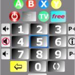 Une appli blackberry qui simule une télécommande freebox