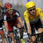 Bradley Wiggins remporte le tour de France 2012