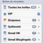 Premiers pas sur … iOS 6