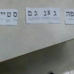Petit guide pour bien comprendre le résultat des élections à la Knesset et la politique en Israel…