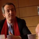 Christophe Barbier, patron de rédaction et ambassadeur plurimédia