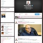 La recette de Satya Nadella: Microsoft + twitter + humour?