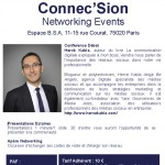 7ème édition du Connec'Sion networking event